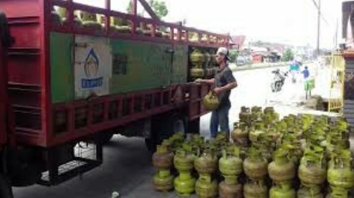 Langka, Harga LPG di Sidrap Melambung Hingga Rp25 Ribu