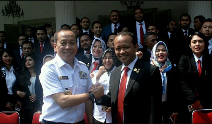 Owner Hotel Grand Sidny Sidrap Jadi Peserta Diklatnas  Lemhannas 2018 di Jakarta