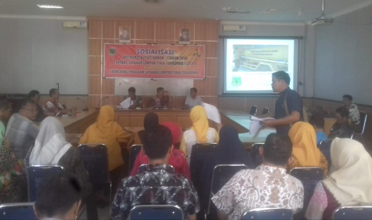Gerakan Aksi 'Pabeta' Disosialisasikan di Lingkup ASN Pinrang