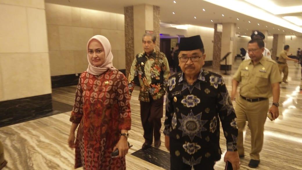 Walikota Palopo Bertemu Bupati Se Regional 6, di Makassar. Ini yang di Bahas