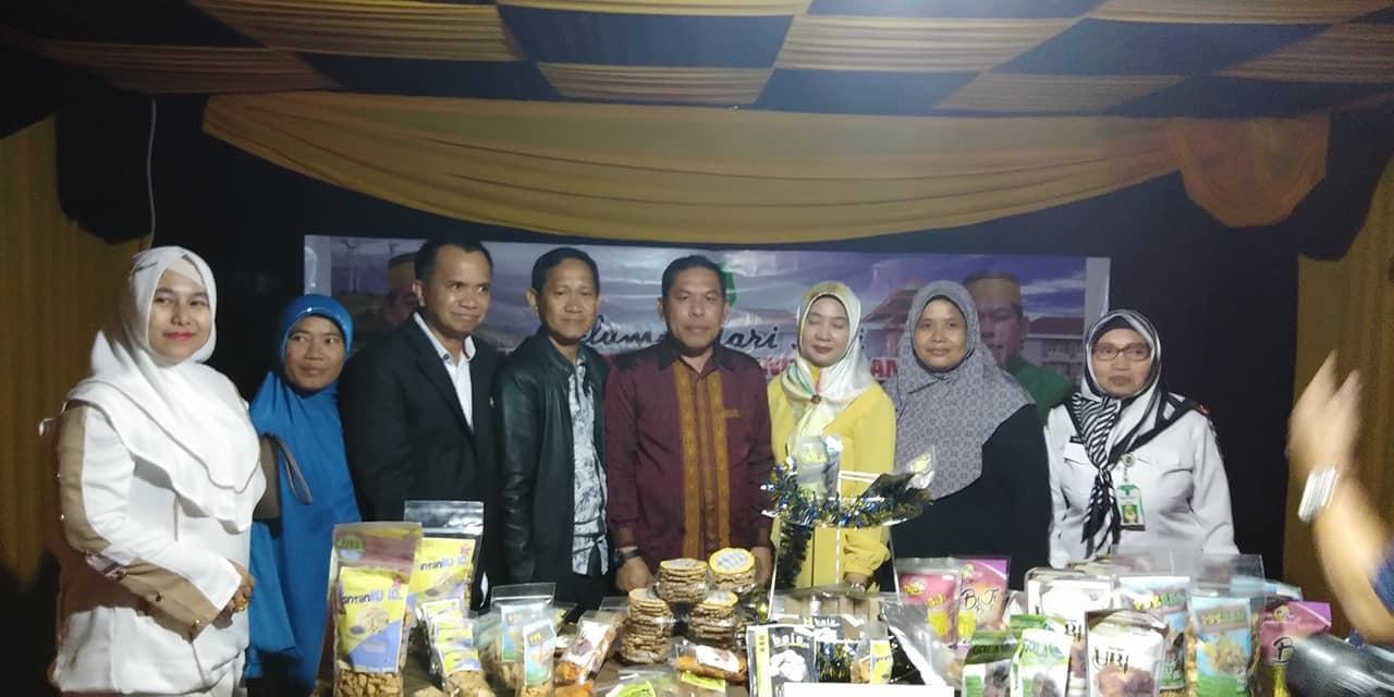 """11 Kecamatan Promosikan Produk UMKM """"Sidrap Expo 2019"""". Rangkaian HUT Sidenreng Rappang"""