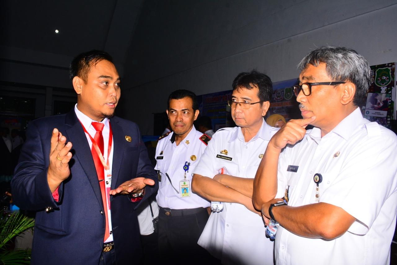 Posi'na Pituriase Sidrap, Disaksikan Kepala BPSDM SulSel Bersama Asisten Andi Faisal
