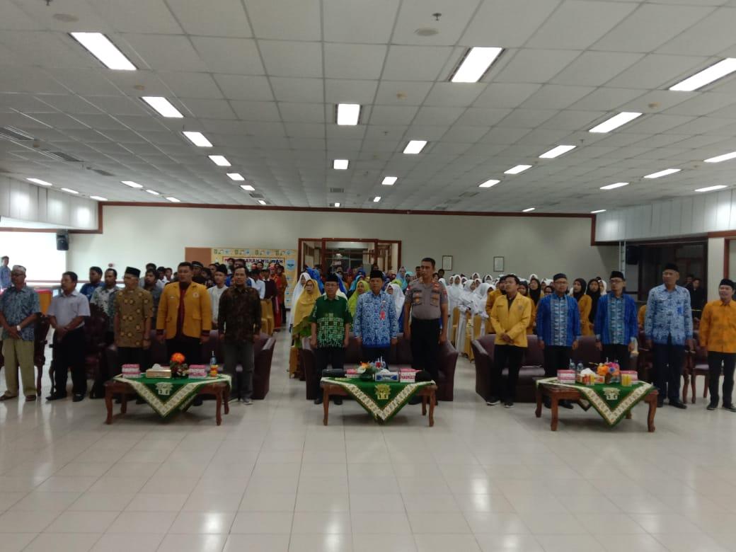 Asisten Admum Nunukan H.Hanafiah, Ingatkan Tantangan IPM Saat Ini