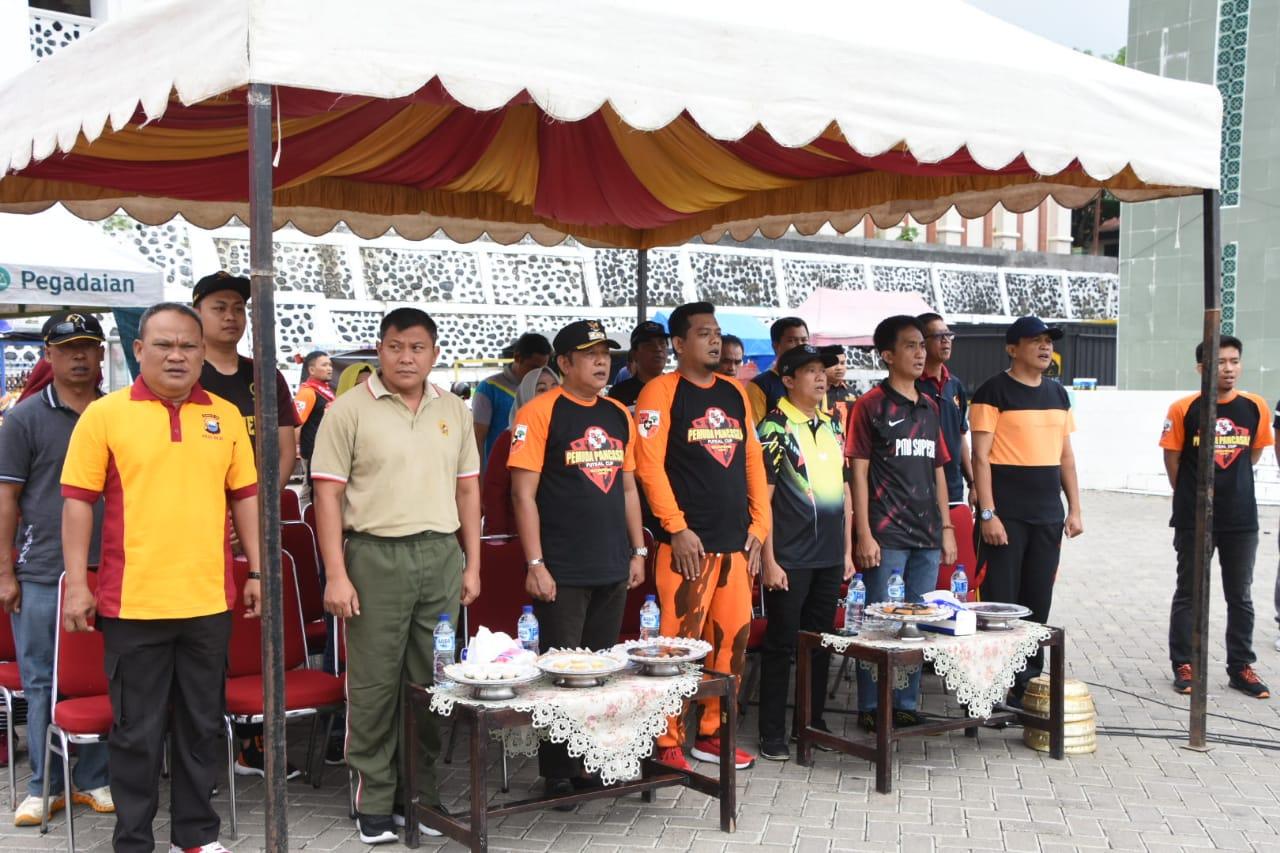 Event Futsal Cup Pemuda Pancasila Berhadiah Puluan Juta.  Bupati Soppeng : Pemerintah Mensupport