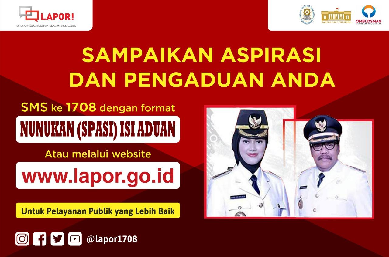 Lapor Melalui SMS Nunukan, Akan Ditindak Lanjuti Ombudsman Republik Indonesia