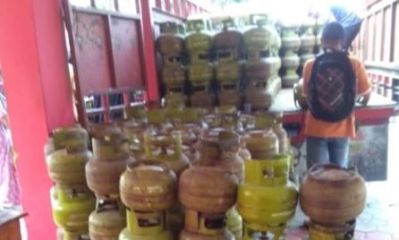 500 Gas Melon Terbagi di Cempa Pinrang. Untuk Siapa…