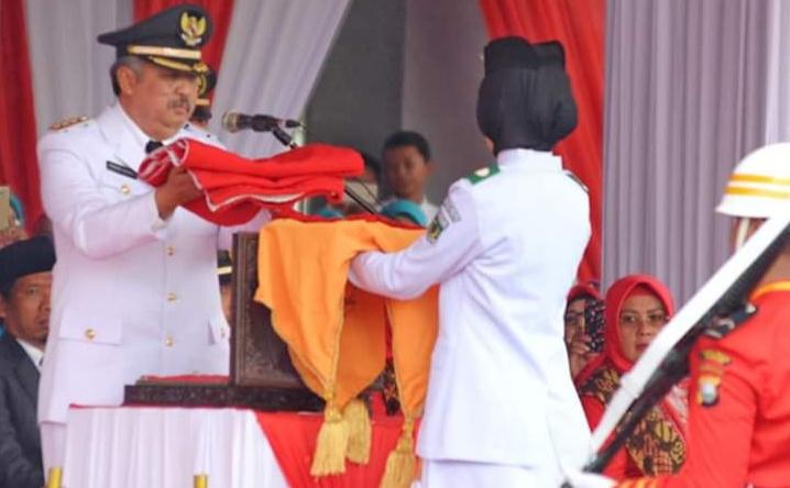 Sukses Jalankan Tugas,Paskibraka Pinrang Studi Wawasan ke Bali.