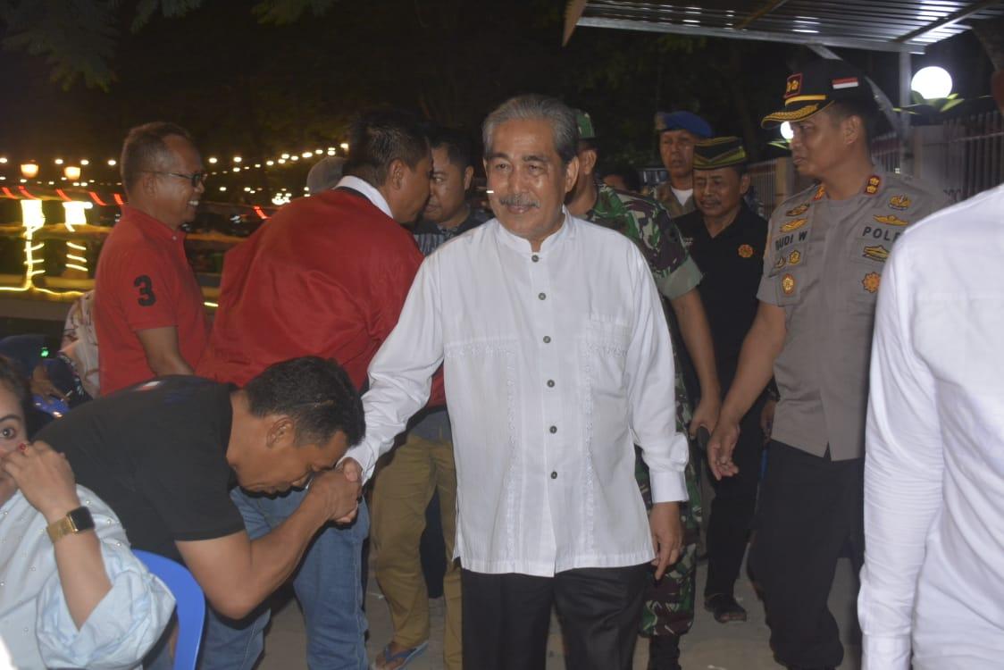 4 Malam Gelar Expo UMKM, Bupati Sidrap: Karang Taruna Ikut Geliatkan Perekonomian Warga