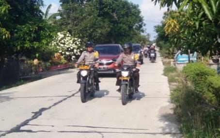 Kapolsek Kawal Aspirasi Pemuda Sipakamase di Mattiro Sompe Pinrang