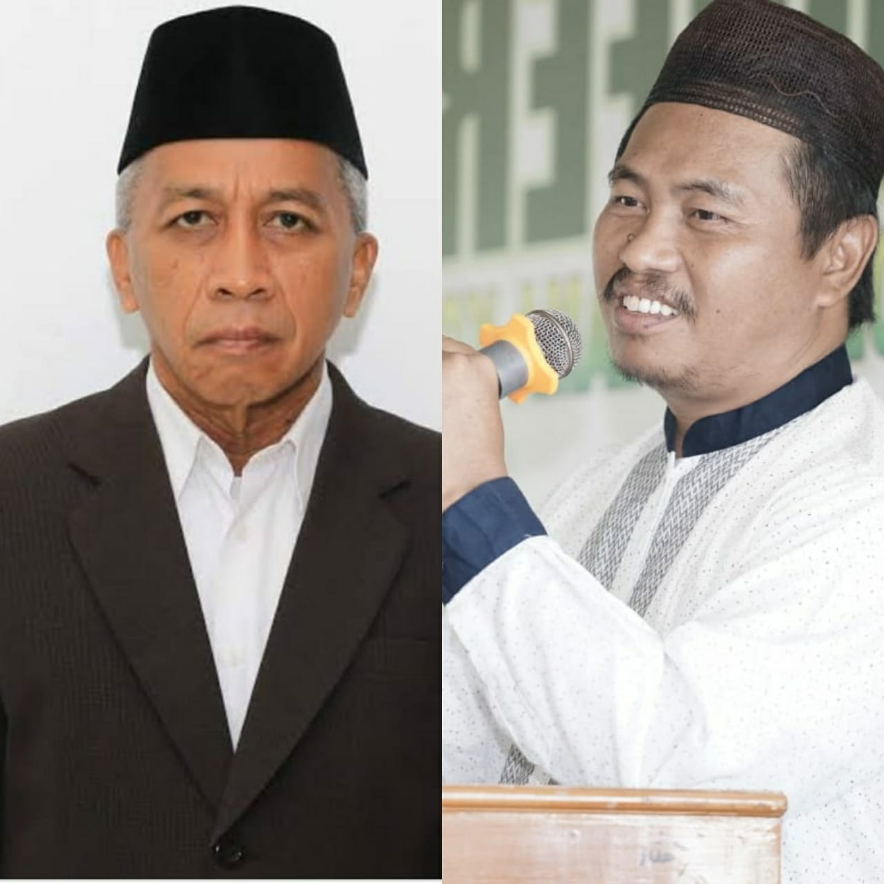 Duet Dr. Halim – Dr. Hannani 'Oppo' Pimpin NU Parepare 2020 – 2025