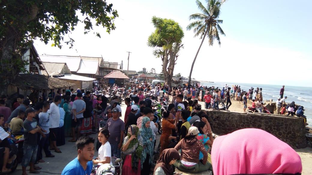 Mandi Di Pantai, Dua Remaja di Pinrang Tenggelam.
