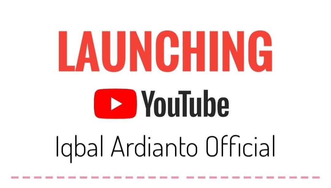 Motivator Iqbal Ardianto Beralih ke Youtube, 3 Hari Dapat 1000 Real Subscriber.