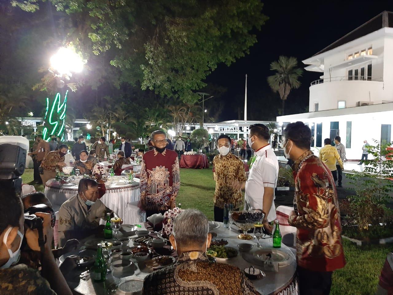 Gubernur dan Kepala Daerah Berkumpul di Makassar. Ini Yang Dibahas…