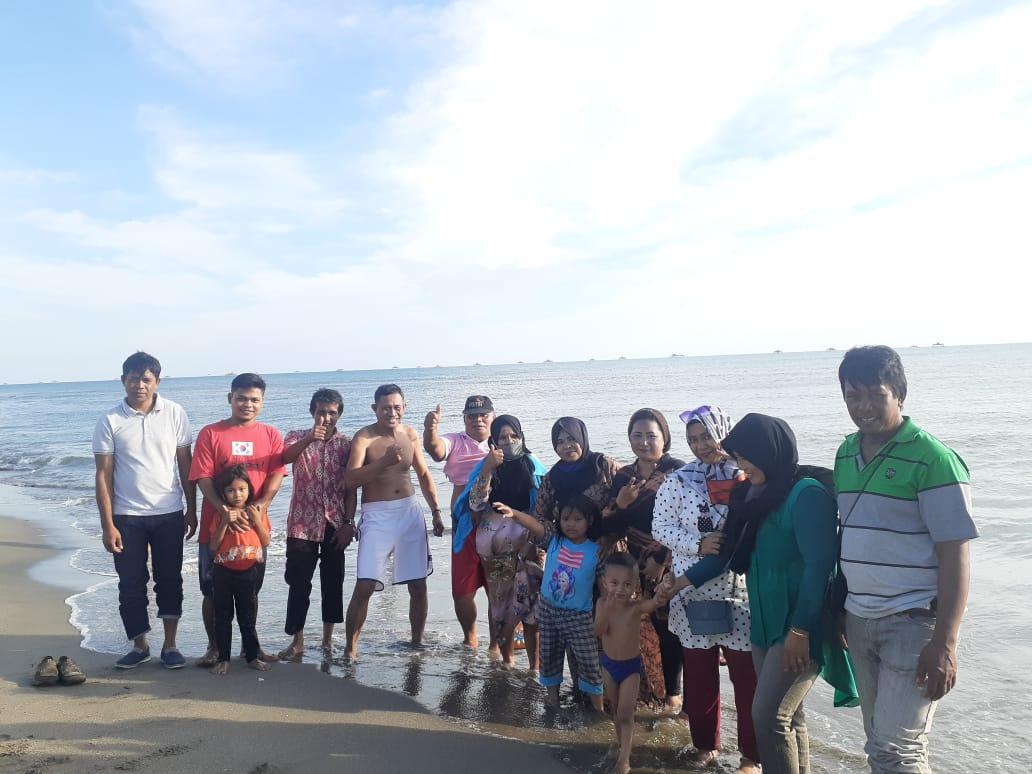 Pantai Wae Tuoe Pinrang Tidak Seindah Dulu, Kini Memprihatinkan…